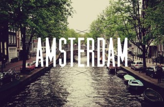 FREE WEEKEND IN AMSTERDAM? YES PLEASE!
