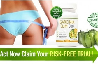 FREE SLIMMING PRODUCT – GARCINIA 500 SLIM