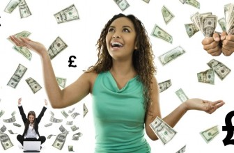 GET UP TO £30,000 FOR BEING ONLINE EVERYDAY!